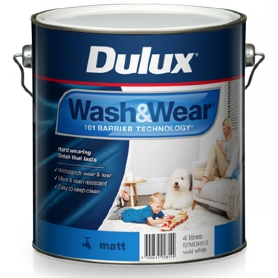 Dulux Wash and Wear - Office Painting Sydney